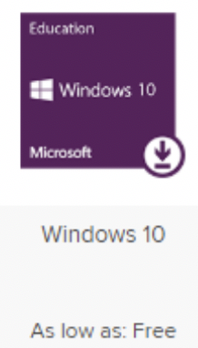 Windows Education icon