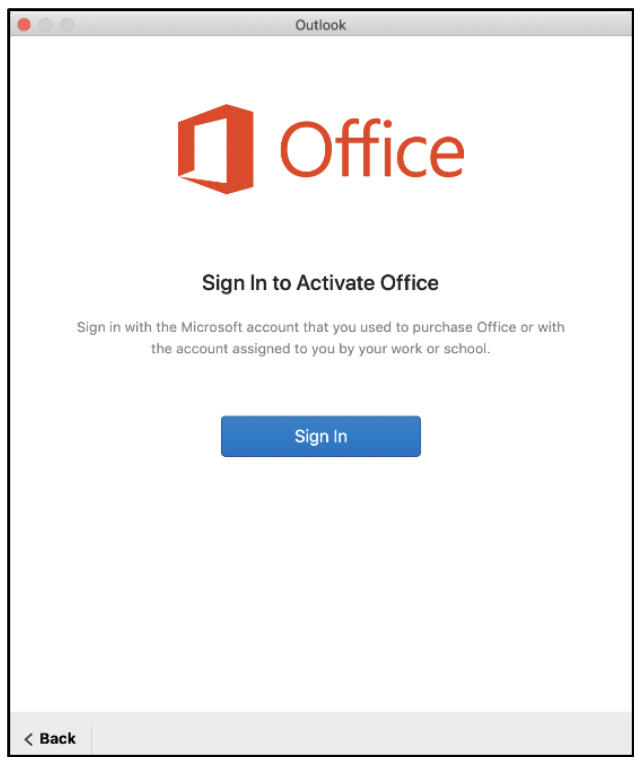 Office 365 Email Setup